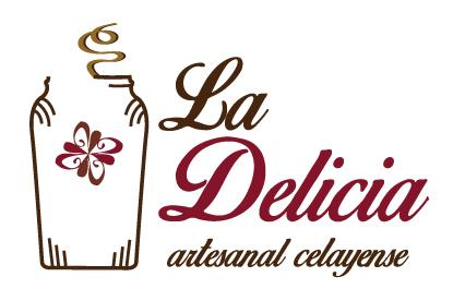 Logo Cajeta La Delicia Celaya Nopal Creativa