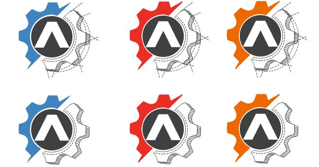 Diseño de logo Nopal Creativa