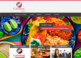 Canirac Celaya Página web