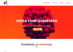 Cedva Cuim Querétaro Página Web