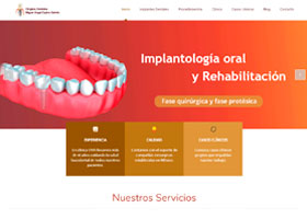 Implantologia Oral Página Web