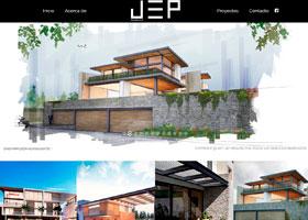 JEP Arquitectos Página Web