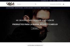 Mikel's Club Página Web