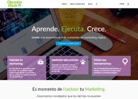 Opuntia Hack Página Web