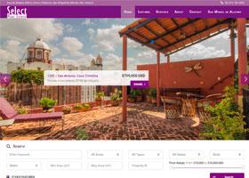 Select Real Estate Página Web
